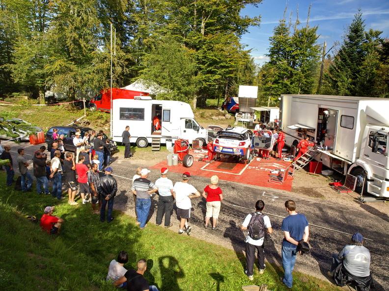 Essais Citroen DS3 WRC:Sébastien Ogier/septembre 2011 20130115185506-eb7d90fe-me