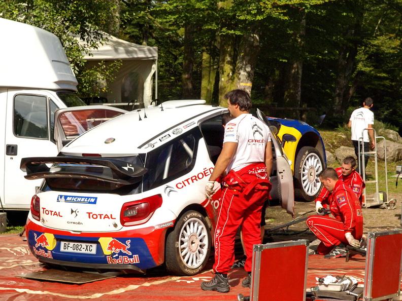 Essais Citroen DS3 WRC:Sébastien Ogier/septembre 2011 20130115185625-54d66fec-me