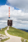 Antenne du mont Chasseral